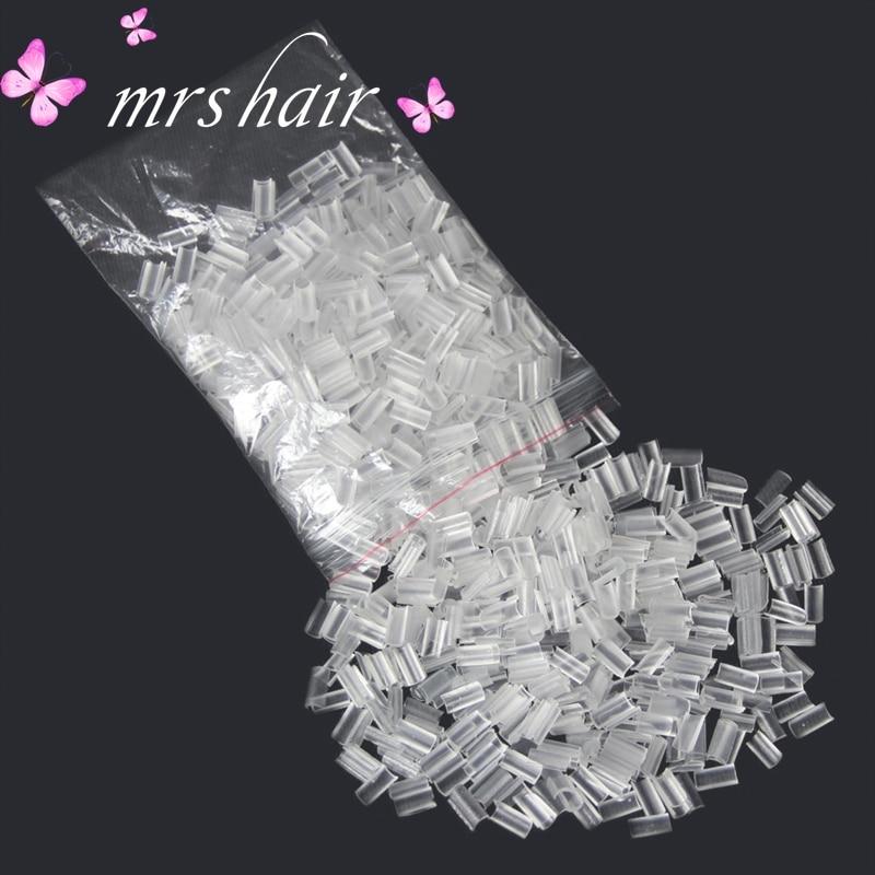 Strong Italian Nail Keratin Glue 100pcs/lot Clear Color Fusion Super Glue For Pre Bonded Hair Extension/Fusion Keratin Hair