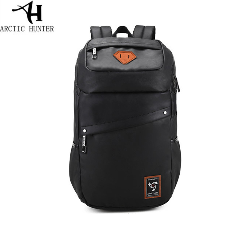 Fashion Lightweight Men Travel Backpack Computer Backpack for Teenagers Daypack for Laptop Notebook 14inch 15.6inch School Bag men canvas 15 inch notebook backpack multi function travel daypack computer laptop bag male vintage school bags retro knapsack