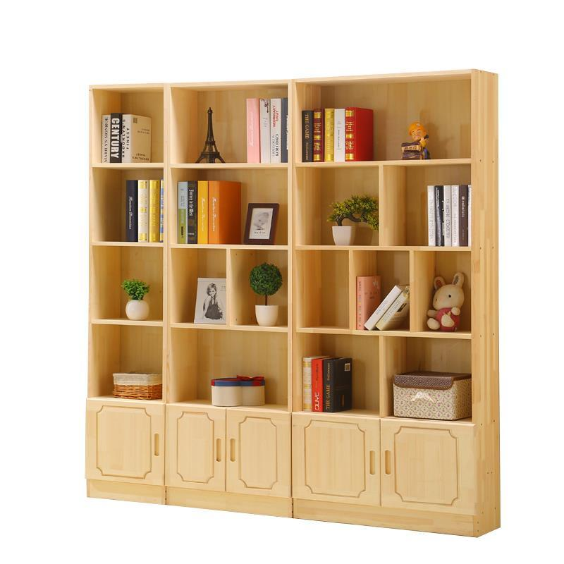Dekoration Bois Libreria Mobili Per La Casa Cabinet Librero Mueble Shabby Chic Wodden Decoration Retro Furniture Book Shelf Case