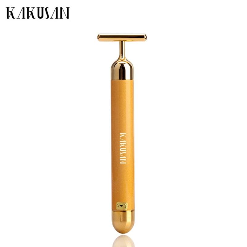 Visokofrekvenčni masažni vibrator za obraz, masažni valj za obraz, - Orodja za nego kože