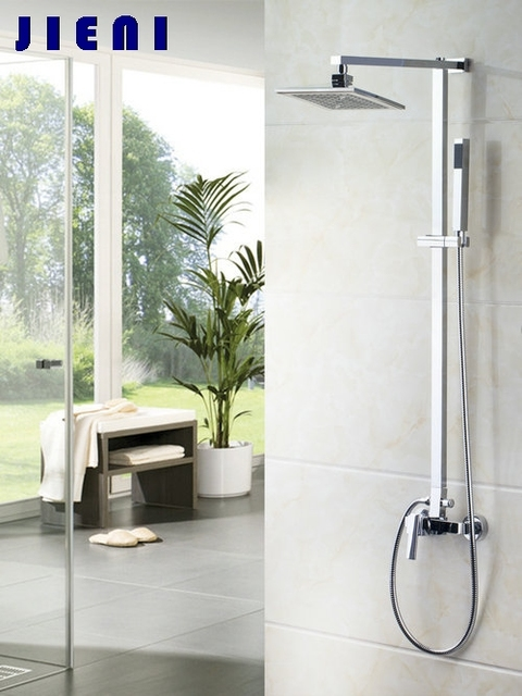 New Hot/Cold Water Shower Set Torneira Best Sale 8\