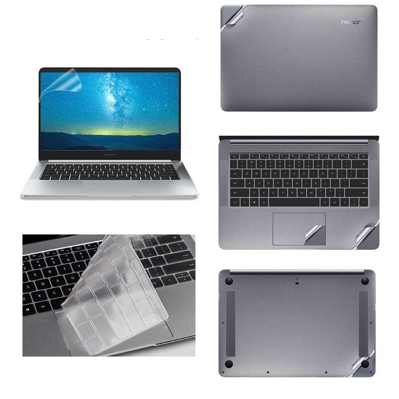 Наклейка для ноутбука Huawei Matebook X Pro 13,9X13,3 дюймов чехол для ноутбука MateBook D 15,6 E 12 чехол для ноутбука + чехол для клавиатуры