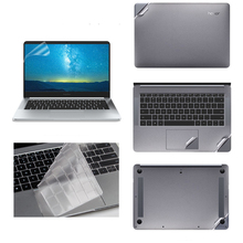 все цены на Laptop Sticker for Huawei Matebook X Pro 13.9 X 13.3 inch Laptop Skin Case for MateBook D 15.6 E 12 Notebook Skin+Keyboard Cover онлайн