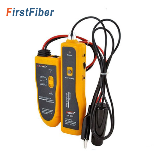 Underground Wire Cable Locator Tracker Buried Cable Tester With Earphone,NF-816
