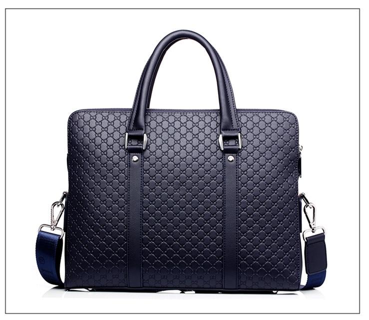 HTB1upvnbBKw3KVjSZTEq6AuRpXaA Double Layers Men's Microfiber Synthetic Leather Business Briefcase Casual Shoulder Bag Messenger Bag Laptop Handbag Travel Bag