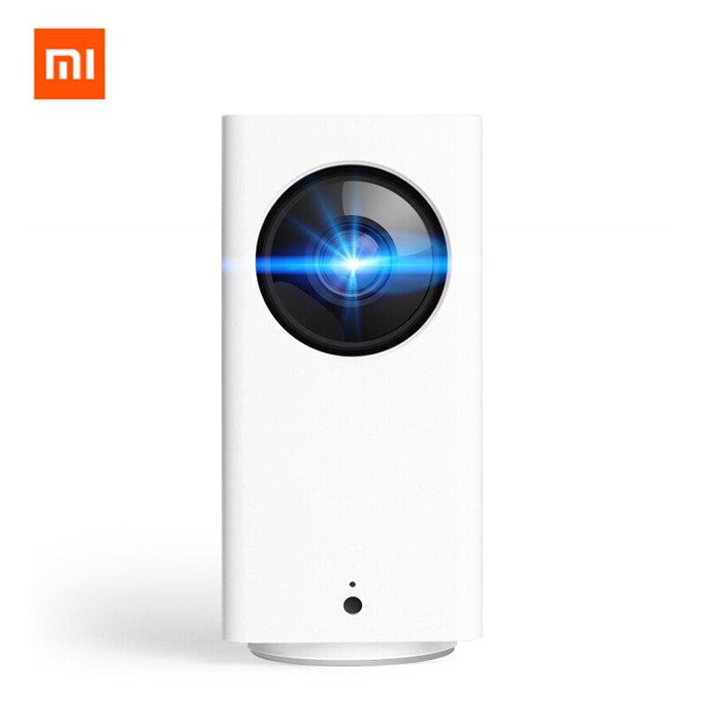 Xiao mi mi jia Dafang Maison Intelligente IP Caméra 110 Degrés 1080 p HD de Sécurité Intelligent WIFI Cam Vision Nocturne dafang Pour mi Maison App