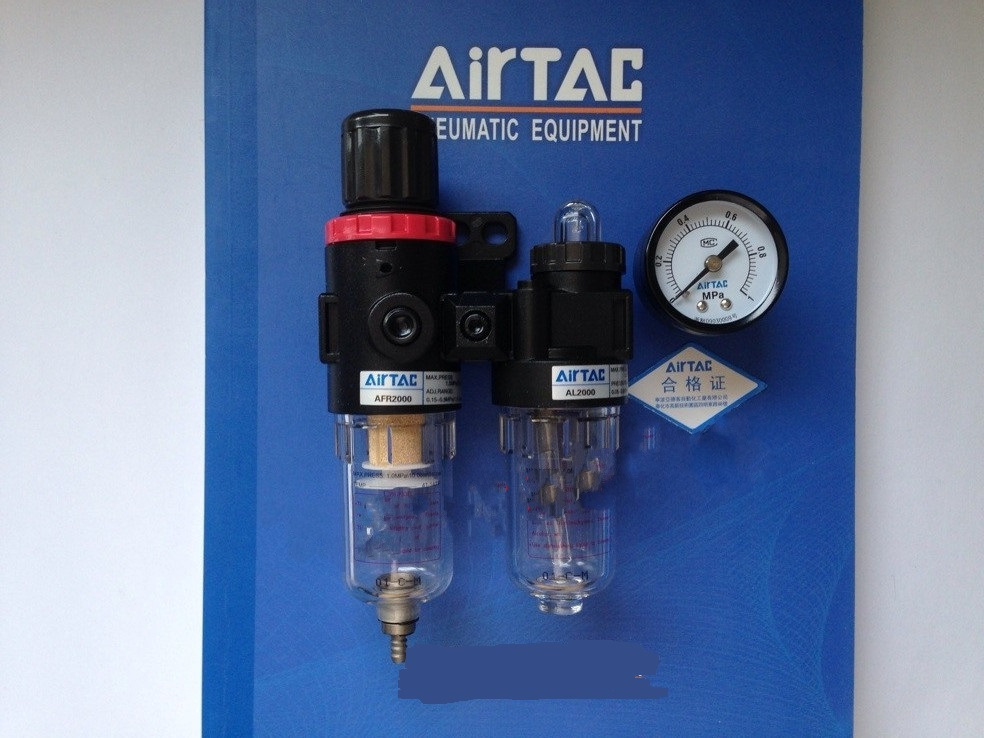 NEW original AIRTAC filter separator AFC1500 new original authentic airtac filter valve bfr4000