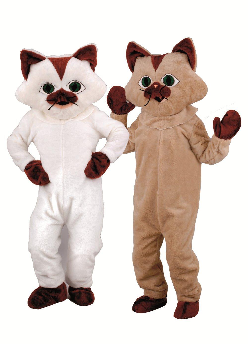 1 pièce maison domestique chat mascotte costume taille adulte réaliste kitty thème anime cosplay costumes fursuit déguisements kits