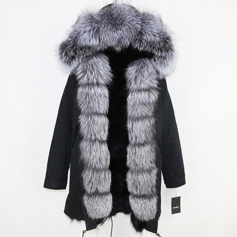 Streetwear Winter Hood OFTBUY 32
