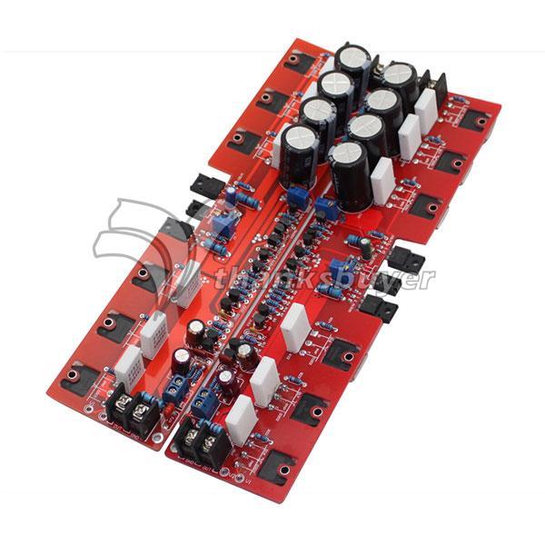 YJ 45VDC NJW0281 NJW0302 2SA1930 2SC5171 Golden Voice E305 Amplifier Board One Pair