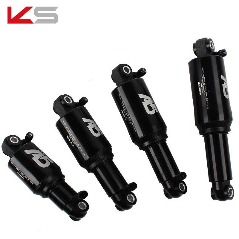 KS A5 vtt cadre de vélo amortisseurs arrière aluminium 6061 Suspension pneumatique pour DH/XC/Trail