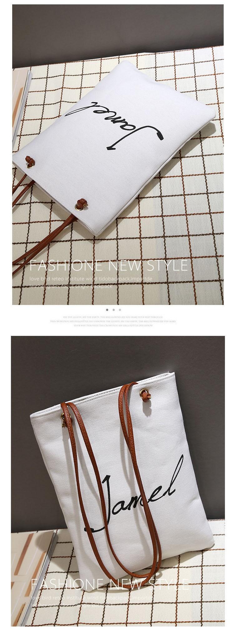Cat Print Girls Handbag