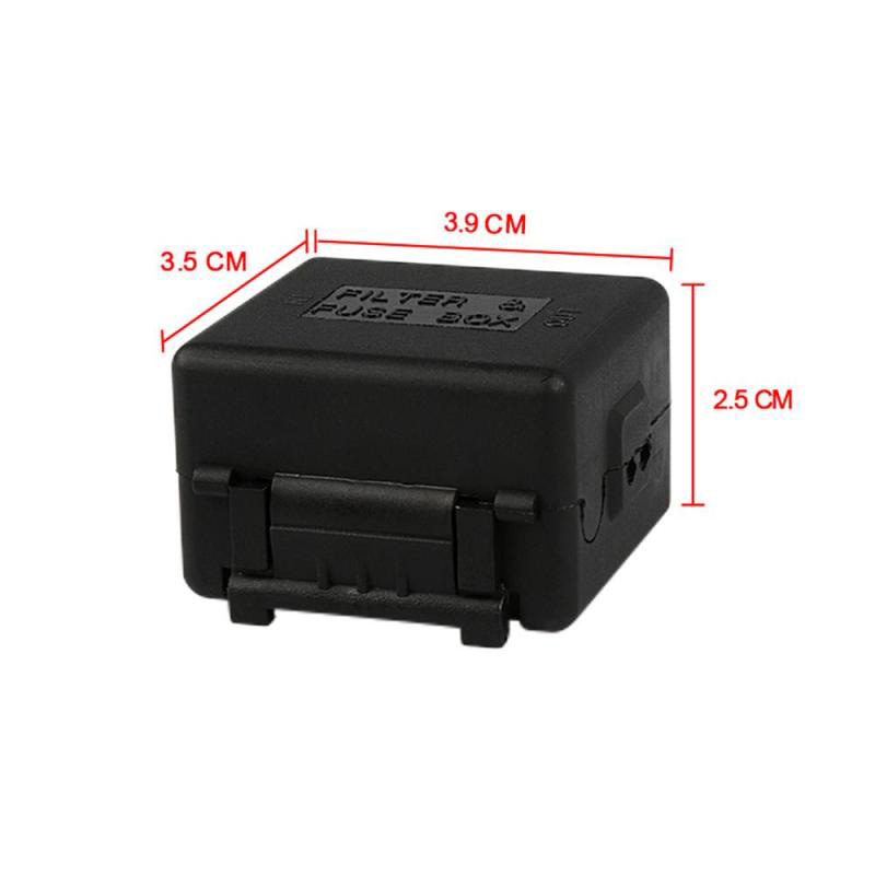 433Mhz Universal Wireless Remote Control Switch DC12V 10A 1CH Relay Receiver Module and 2PCS 4 Button Remote Controls