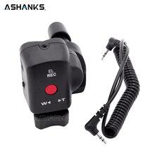 Ashanks DSLR Камера Pro увеличить Управление для Sony lanc A1C 150 P Panasonic 180A 130AC DV ACC удаленного Управление; Для fotografica видео