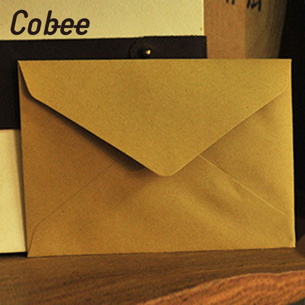 C6 Envelope Postcard Envelope Recycled Card Envelopes 114mm X 162mm Store Papers Colored Storage 5x8''