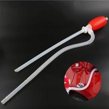 Stylish Hand Manual Gas Oil Water Liquid Transfer Pump Siphon Hose for Car