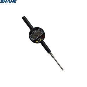 Image 1 - shahe  0 50 mm digital gauge indicator micron dial indicator digital dial indicator 0.001 mm dial gauge