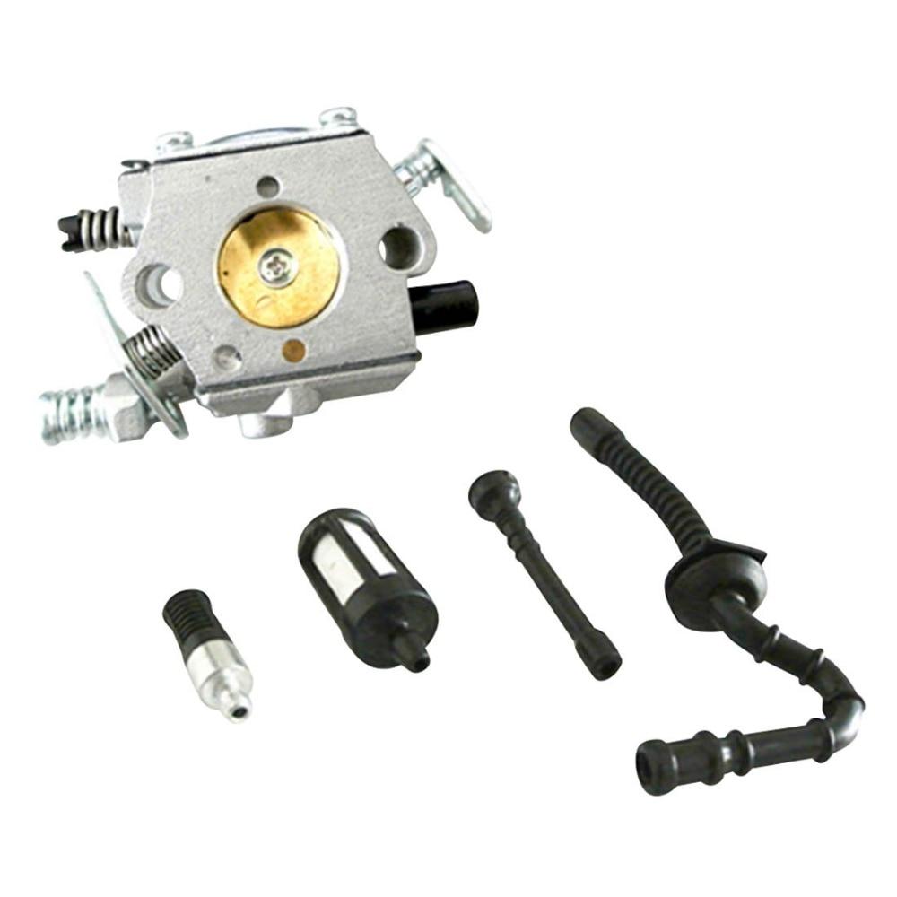 Carburetor Oil Fuel Air Filter Hose Line Fit For Stihl 021