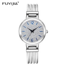 New Female Watches Woman Quartz Watch Ladies Fashion Watch Steel Bracelet Waterproof Clock Top Brand Luxury Relogio Feminino Hot 2019 new flysky mode 2 6ch 2 4g fs t6 fs t6 with lcd screen transmitter and fs r6b receiver for rc helicopter airplane