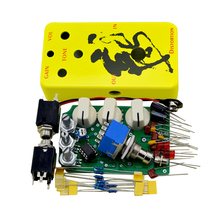 DIY Classic Distortion Pedal High Quality Electric Guitar Effect Pedal True Bypass handmade  Guitar Parts & Accessories