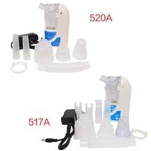 Beurha 110V/220V Home Inhaler for Adults & Children Care Inhale Asthma Inhaler Ultrasonic Nebulizer Portable Automizer Inhaler