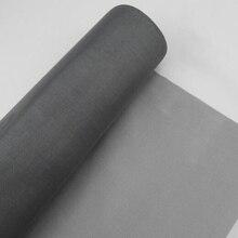 1.2m fixed width window door fireproof fiberglass wire mesh mosquito net insect mesh screen fly стоимость