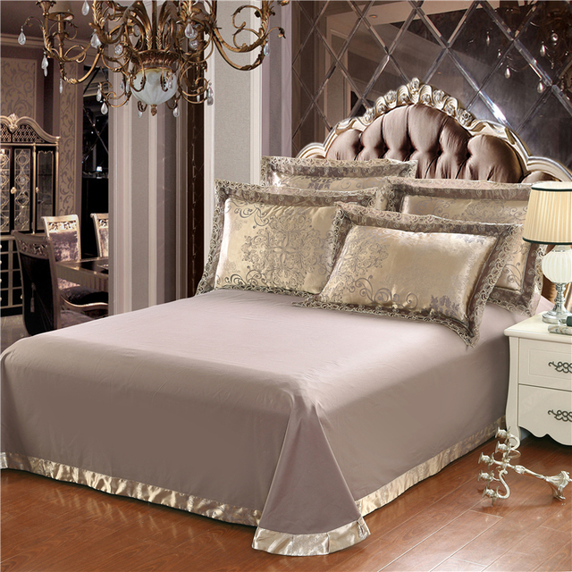 Luxury Jacquard Bedding Set 2