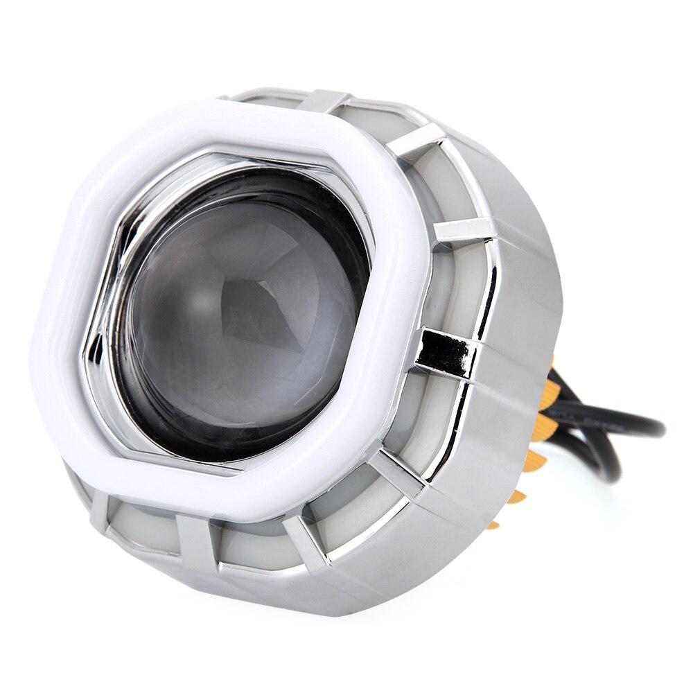 Noir Moto LED Feu Rouge Feu Arri/ère Fum/é Lentille pour Projet Personnalis/é V/élo Classique
