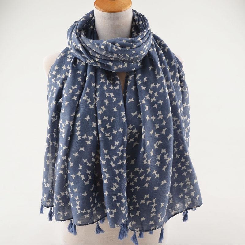 New women winter scarf,Cotton scarf,Muslim hijab,women cape,shawls and scarves,british style,bird print scarves,wraps shawls