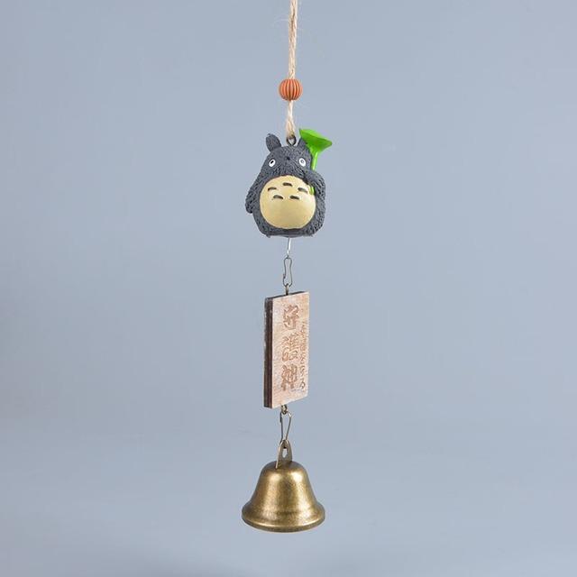 Колокольчик на дверь Тоторо декор, 18 см модель 4 4