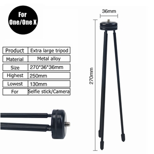 Image 5 - New 3m Aluminum Alloy Pole Super Long Telescopic Selfie Stick For Insta360 ONE R X For GoPro Hero 9 8 7 6 5 Max Accessories
