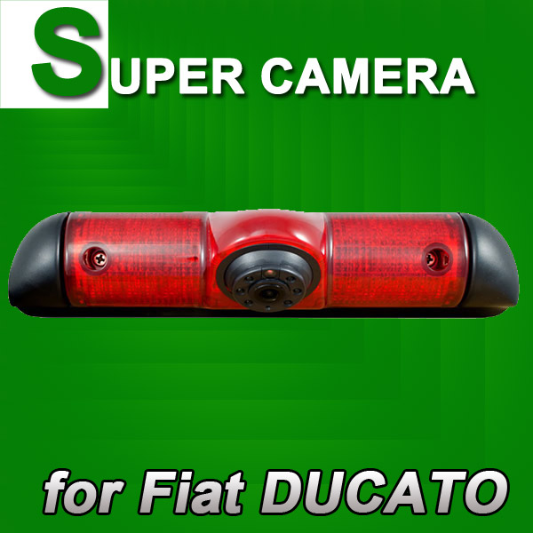 Car Brake Light Rear view camera for Citroen JUMPER II III 2 3/Fiat DUCATO X250 / Peugeot BOXER III IR Led light td03 49131 05210 0375k7 turbo turbocharger for ford c max fiesta 6 hhja 1 6l for citroen jumper for peugeot boxer 3 4hv psa 2 2l