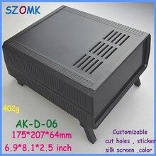 Szomk Электрический шкаф корпус электронного оборудования (1 шт.) 175*207*64 мм поделки электронный ящик пластиковые окна проекта электроника