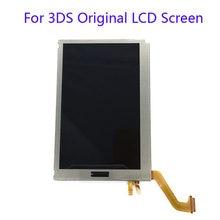 Substituição superior superior original da tela do lcd para a tela lcd de nintend 3ds para a tela lcd de 3ds