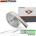 Pivot - EPMAN Heat Shield Sleeve Insulated Wire Hose Cover Wrap Loom Tube 10mm*10meter for honda EP-WR100GZ