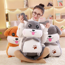 on sale Cute Plush Stuffed Toys, Super Soft Dog plush Pillow, Ass Childrens Christmas Gifts toys for children
