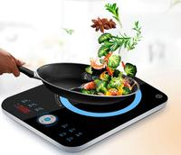 220V cooking appliance induction cooker induction cooker household small intelligent induction cooker energy saving