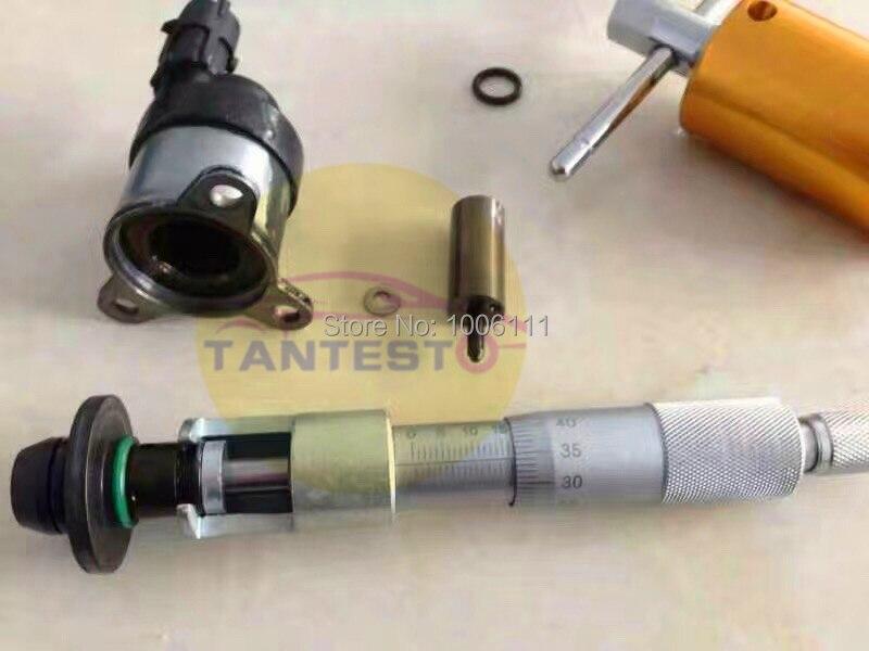 Common Rail Injector Valve Metering Unit Repair Tool For BOSCH, Common Rail Injector Repairing Tool