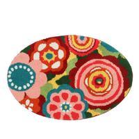 Soft Plush Shag Fluffy Cartoon Car Flower Design Rug And Carpet For Children Room Absorbent Shaggy