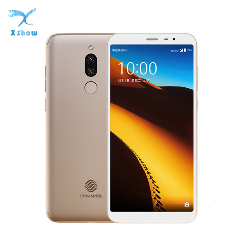 ChinaMobile A4S 18 9 5 7 FHD smartphone Android 7 0 MTK6750 Octa Core 2GB RAM