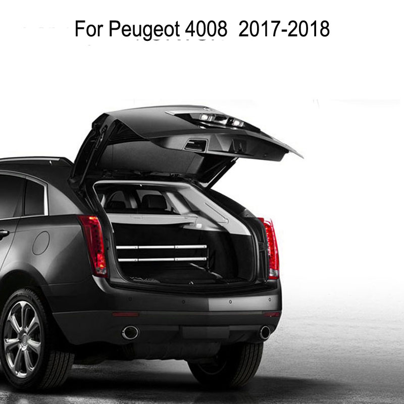 Auto Electric Tail Gate For Peugeot 4008 2017 Remote Control Car Tailgate Lift