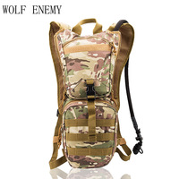 Hot Water Bag Outdoor 3L Hydration Backpack Camel Back Cycling Bicycle Water Bladder Bag Drinking Bag Camping Water Hunting Bag