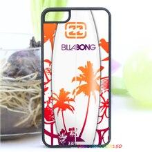 Billabong Surfboards Sunset Surf fashion cover case for iphone 4 4S 5 5S 5C SE 6 plus 6S plus 7 plus #4693