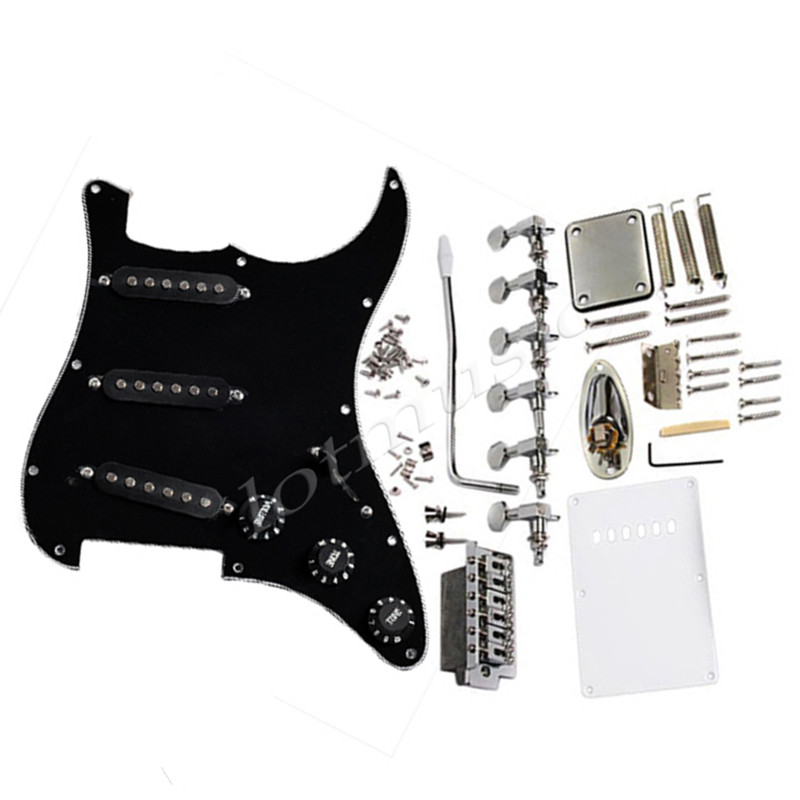 What is the price range on Fender electric guitars?