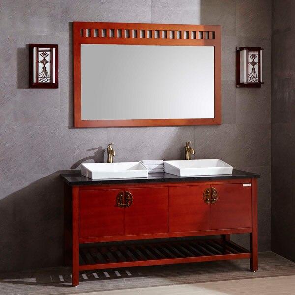Online kopen wholesale antieke badkamermeubel uit china antieke badkamermeubel groothandel - Antieke stijl badkamer kast ...