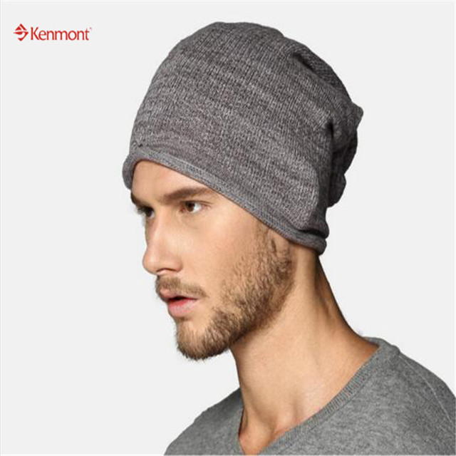 Free Shipping  2013 New Arrival  Men's Winter Cotton Beanies Knitted Hat Christmas Gift KM-1594