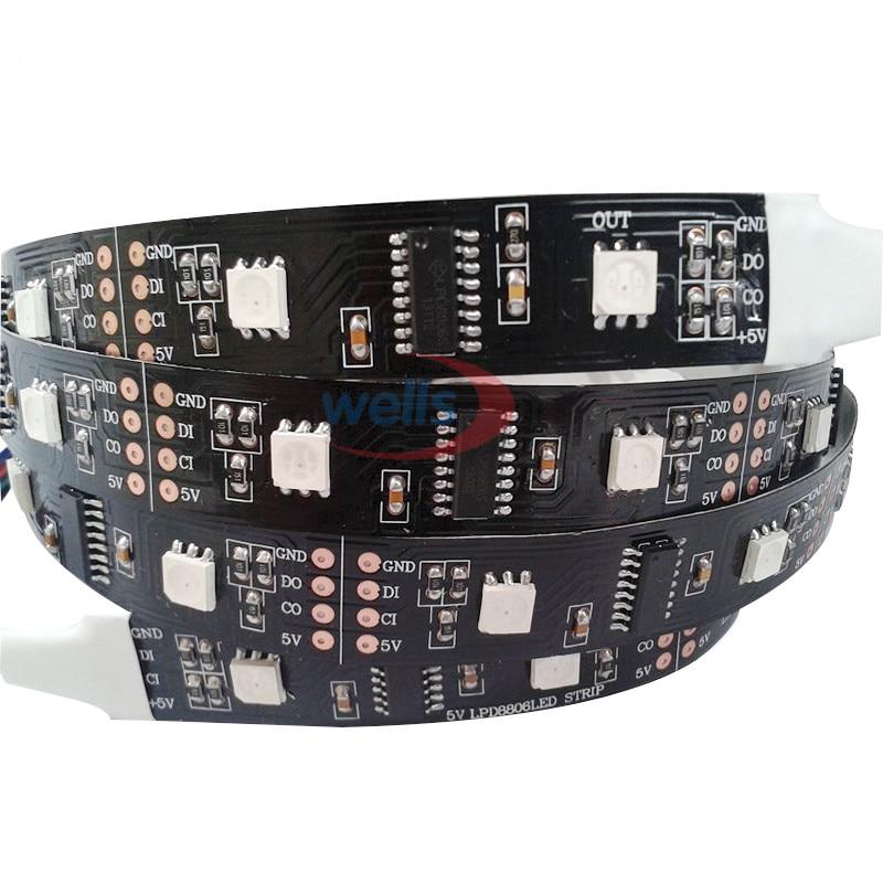 LED Көтерме 1M / 5M 32/48/52/60 СИД / м пикселдер - LED Жарықтандыру - фото 5