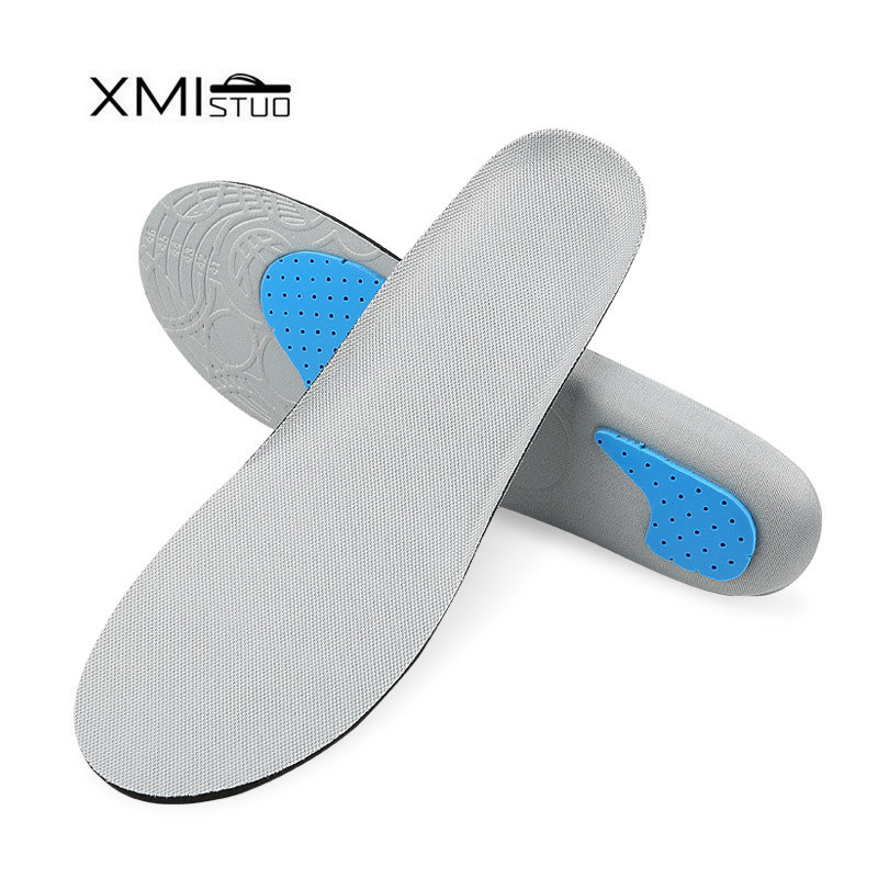 High quality sports insole breathable shock absorption sweat soft basketball thickening elastic training running insolesHigh quality sports insole breathable shock absorption sweat soft basketball thickening elastic training running insoles