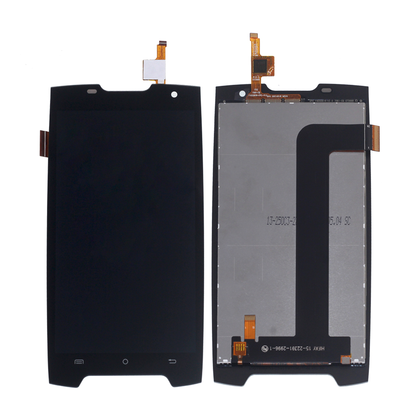 Image 2 - For Cubot King kong LCD Display Touch Screen Digitizer Replacement Phone Parts For Cubot Kingkong Display Screen LCD Display-in Mobile Phone LCD Screens from Cellphones & Telecommunications