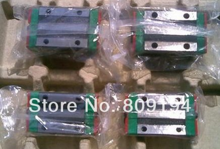 550mm HIWIN EGR15 linear guide rail from taiwan free shipping to argentina 2 pcs hgr25 3000mm and hgw25c 4pcs hiwin from taiwan linear guide rail